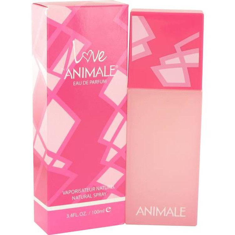 Animale Love Perfume for Women by Animale Edp Spray 3.4 oz