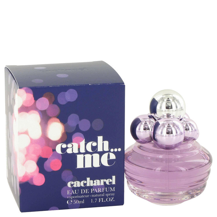 Catch Me Perfume Womens by Cacharel Edp Spray 1.7 oz