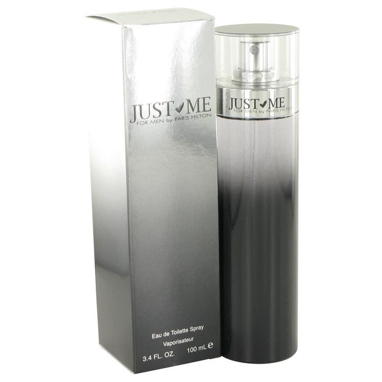 Just Me Cologne for Men by Paris Hilton Edt Spray 3.4 oz