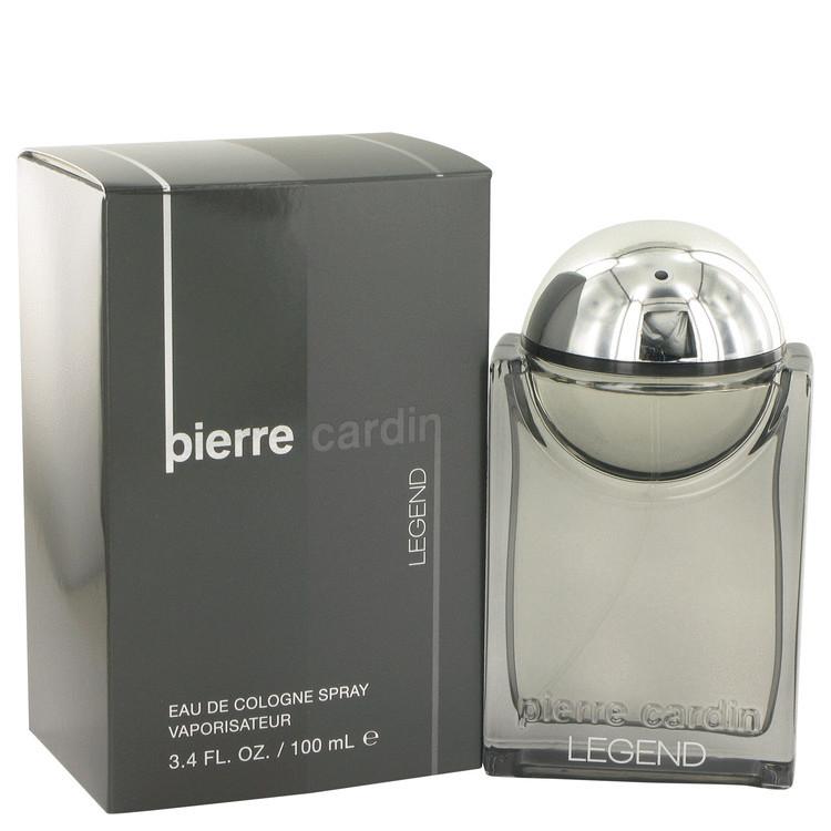 Pierre Cardin Legend Cologne for Men by Pierre Cardin Edc Spray 3.4 oz