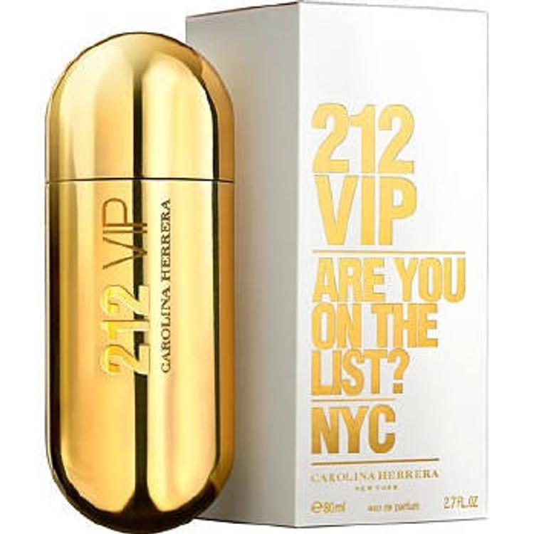 212 VIP by Carolina Herrera for Women - 2.7 oz EDP Spray