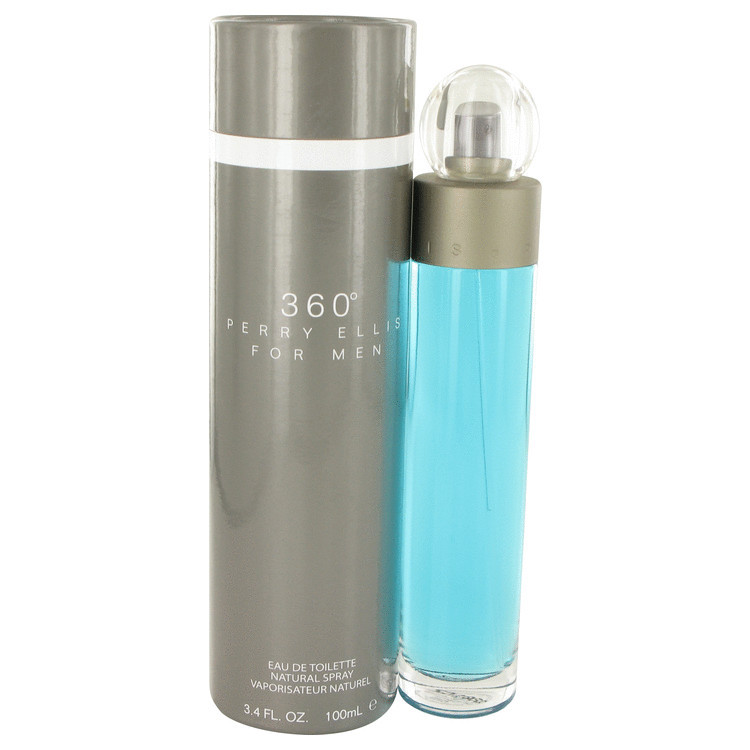 360 Mens Cologne by Perry Ellis Edt 3.3 oz