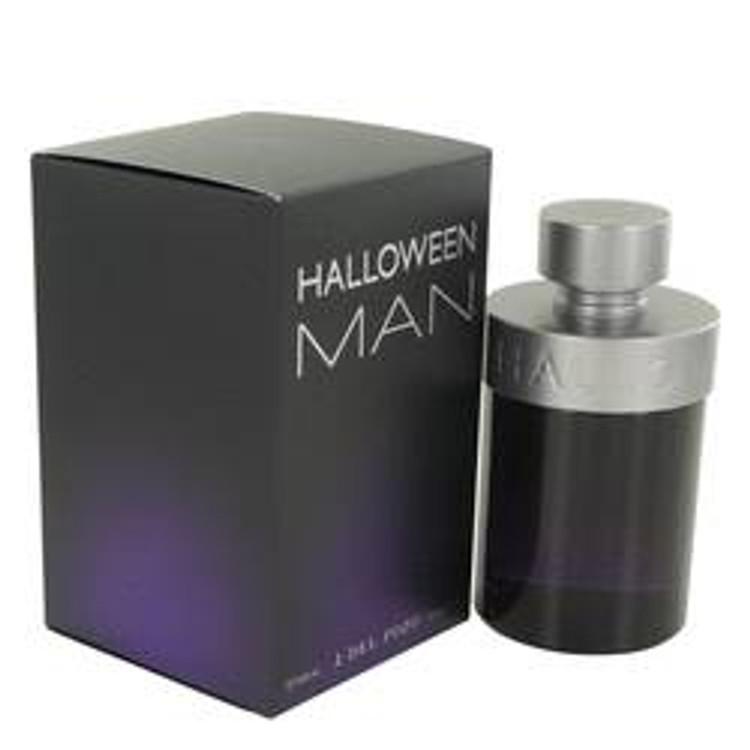 Halloween Fragrance by J. Del Pozo For Men Eau de Toilette Spray  4.2oz