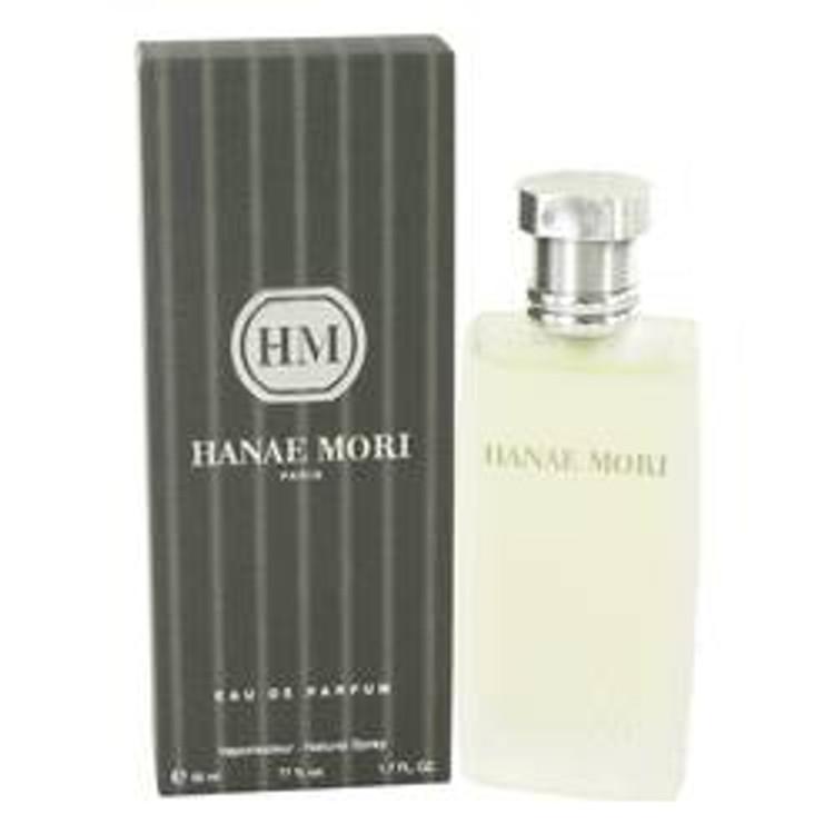Hanae Mori by  Hanae Mori For Men's Edp Spray 1.7oz
