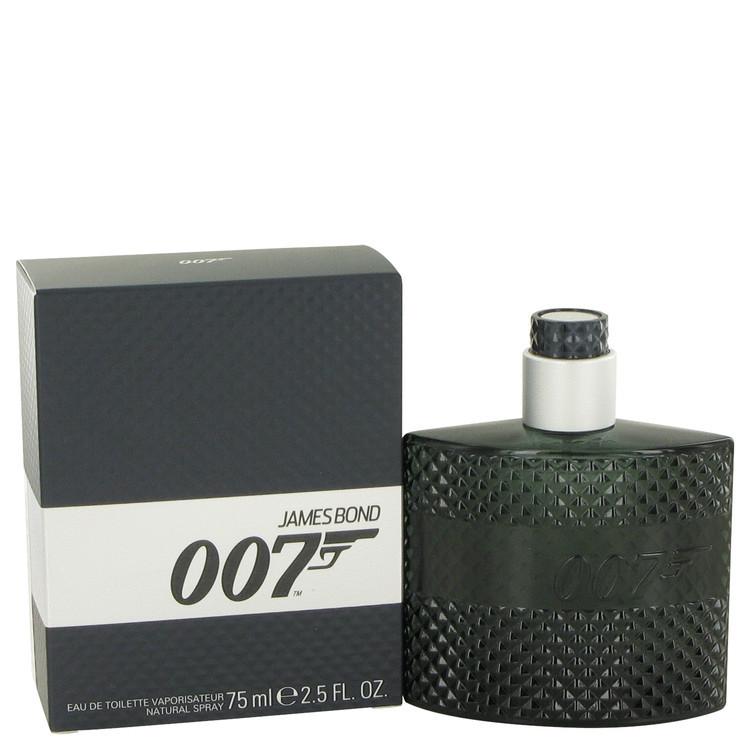 007 Cologne for Men by James Bond 2.5oz Edt Spray