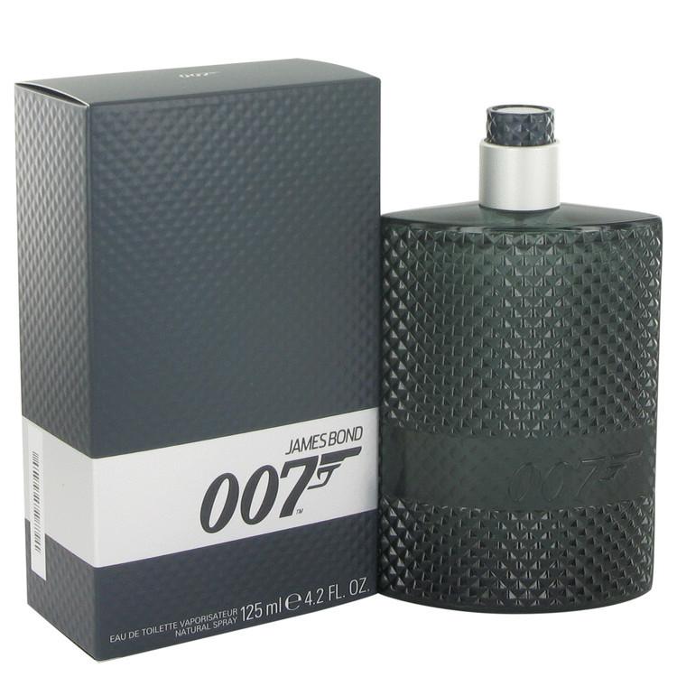 007 Mens Cologne by James Bond 4.2oz Edt Spray