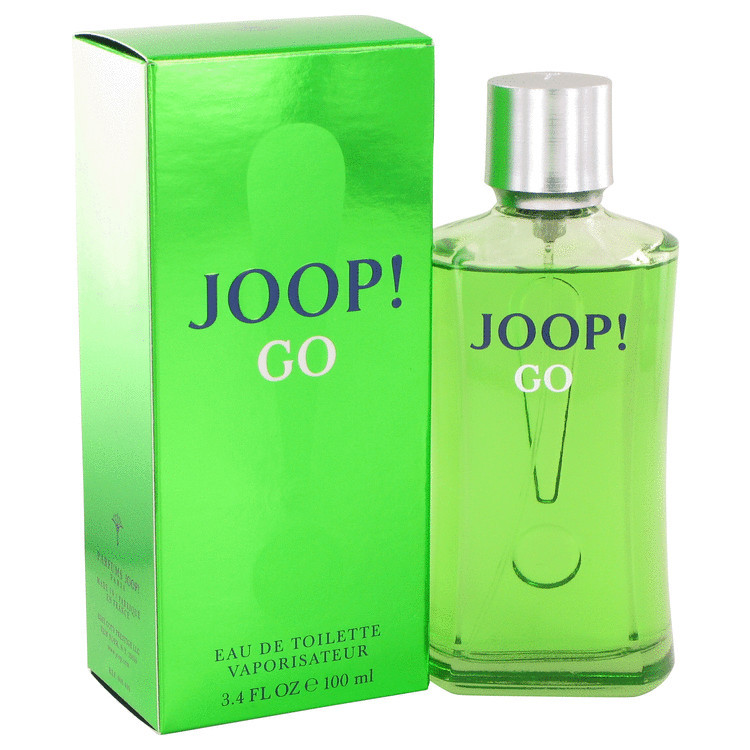 Joop Go Fragrance For Men 3.4oz Edt Spray