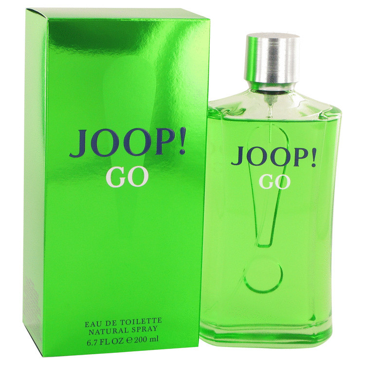 Joop Go Cologne For Men 6.7oz Edt Spray