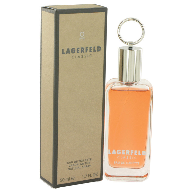 Lagerfeld Cologne for Men 1.7oz Edt Spray