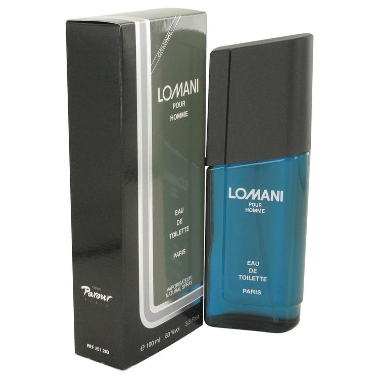 Lomani Cologne for Men 3.3oz Edt Spray