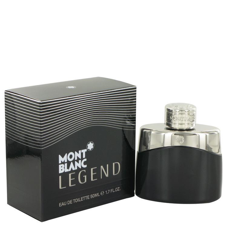 Mont Blanc Legend Fragrance for Men 1.7oz Edt Spray