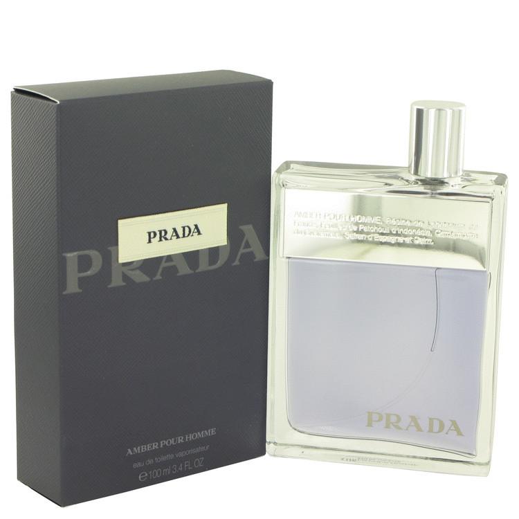 Prada Amber Fragrance for Men 3.4oz EDT SP