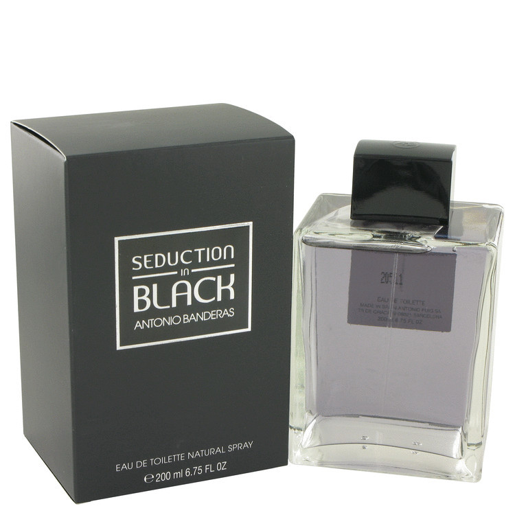 Seduction In Black Edt Spray 6.7oz