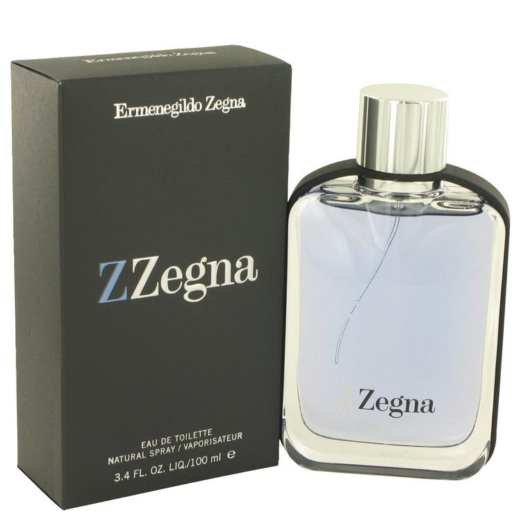 Z  ZEGNA 3.4oz EDT SPRAY FOR MEN