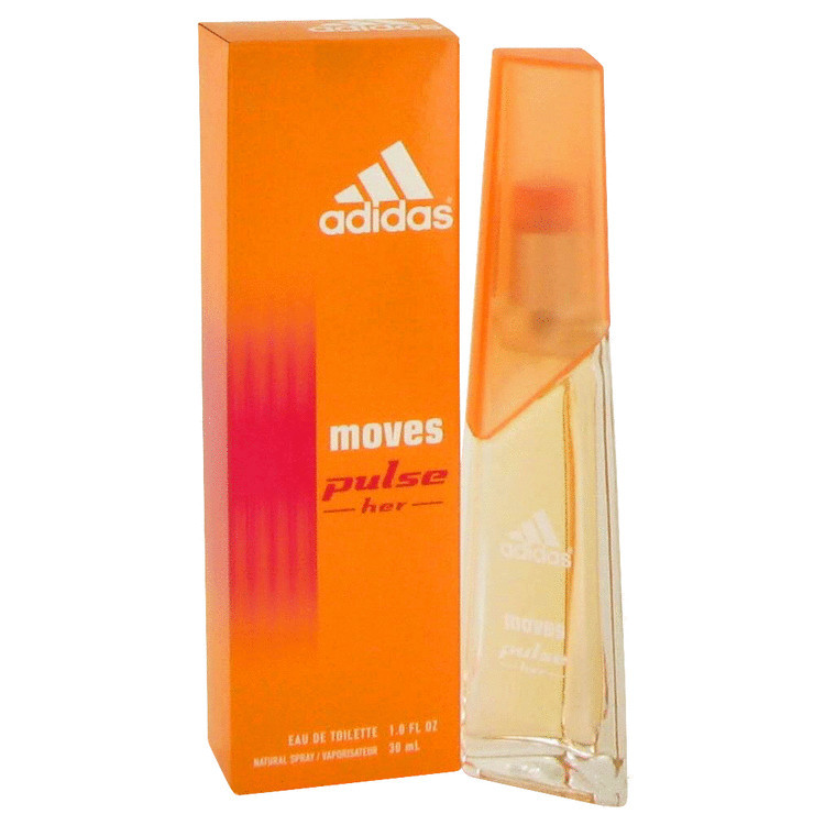 ADIDAS MOVES PULSE 1.0oz EDT SPRAY