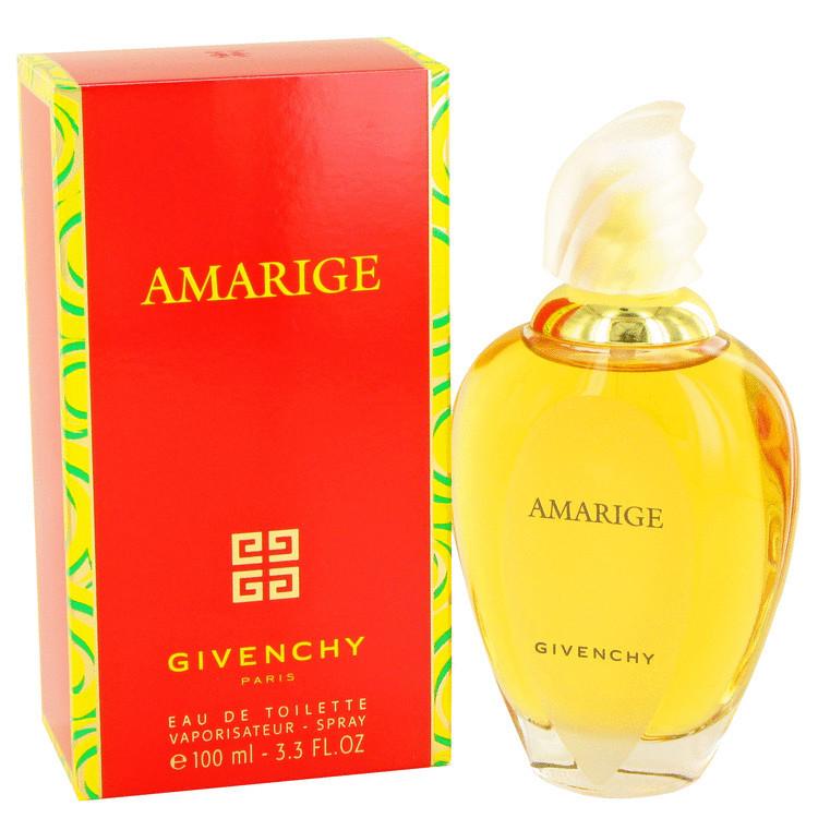 AMARIGE PERFUME 3.4oz EDT SPRAY