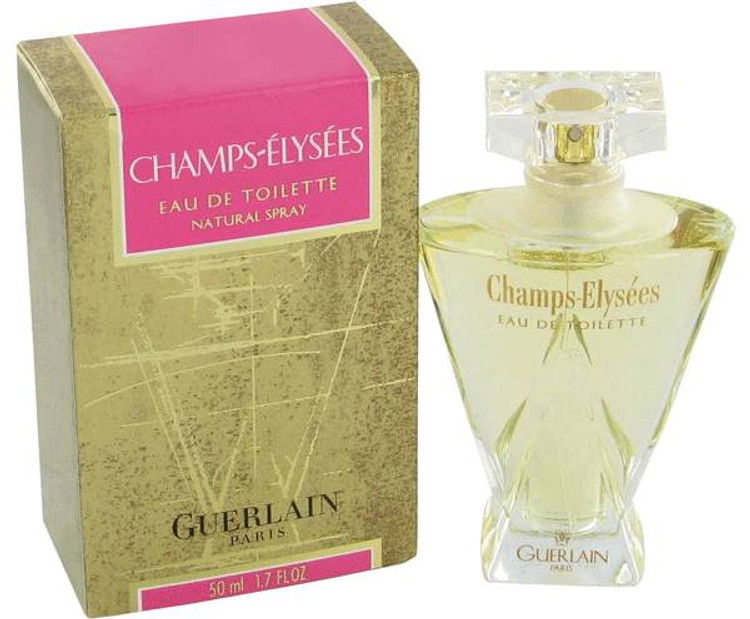 Champs Elysees Fragrance by Guerlain Edp Sp 2.5 oz