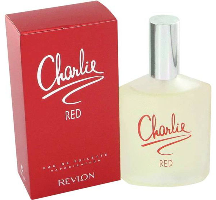 Charlie Red For Women by Revlon Edt Sp 3.3 oz