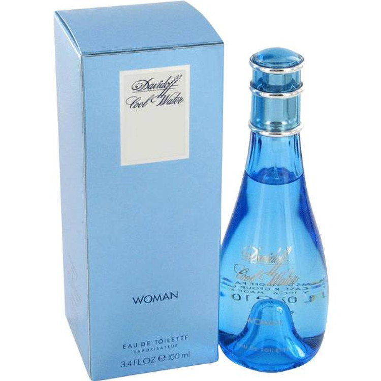 Cool Water Fragrance by Zino Davidoff Edt Sp Newpack 1.7 oz