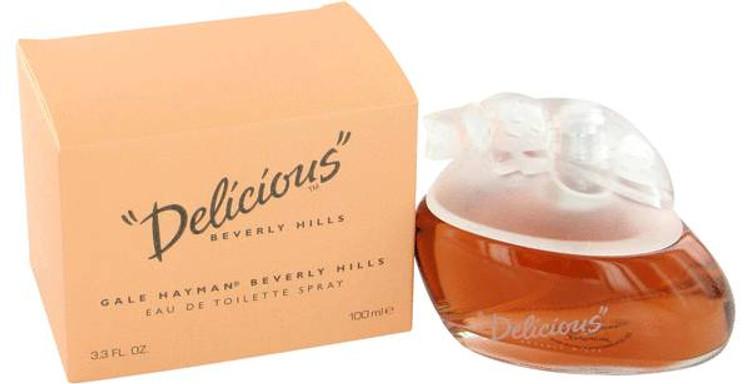Delicious Perfume by Gale Hayman Edt Sp 3.3 oz