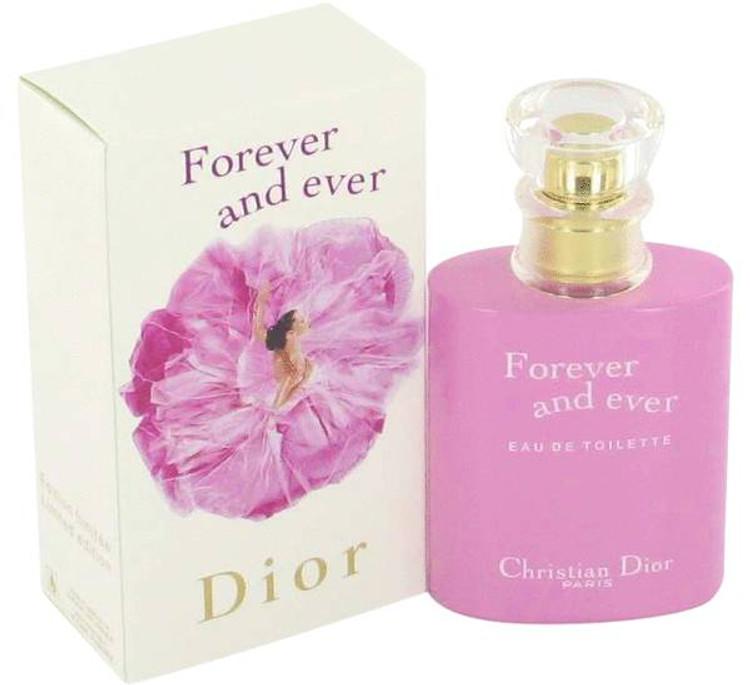 Dior Forever & Ever by Christian Dior Edt Sp 3.4 oz