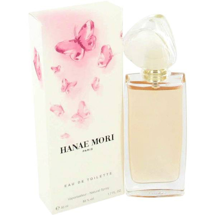 Hanae Mori Perfume by Hanae Mori Edp Sp 1.7 oz
