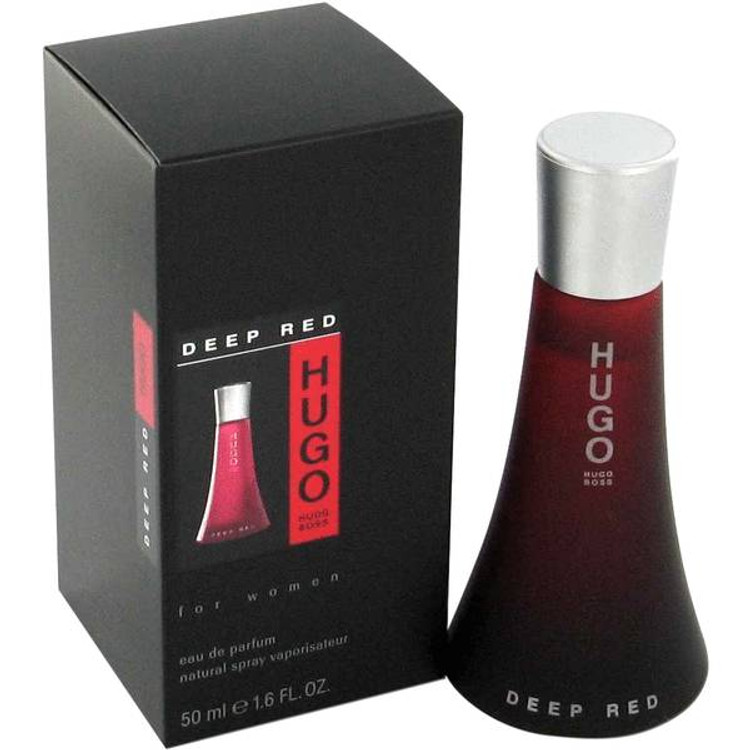 Hugo Deep Red by Hugo Boss Edp Sp 3.0 oz