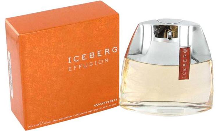 Iceberg Effusion by Iceberg For Women  Edt Sp 2.5 oz