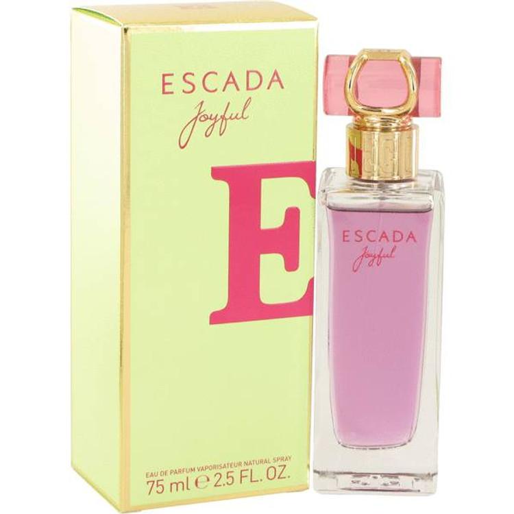 Escada Joyful by Escada EDP SP(NEW) 2.5 oz