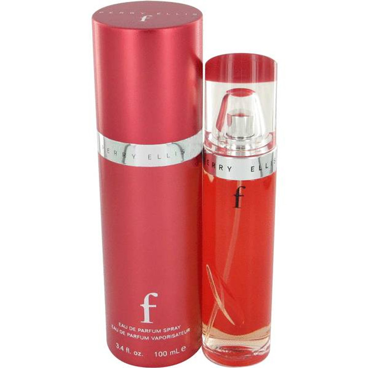 F Perry by Perry Ellis For Women Edp Sp 3.4 oz