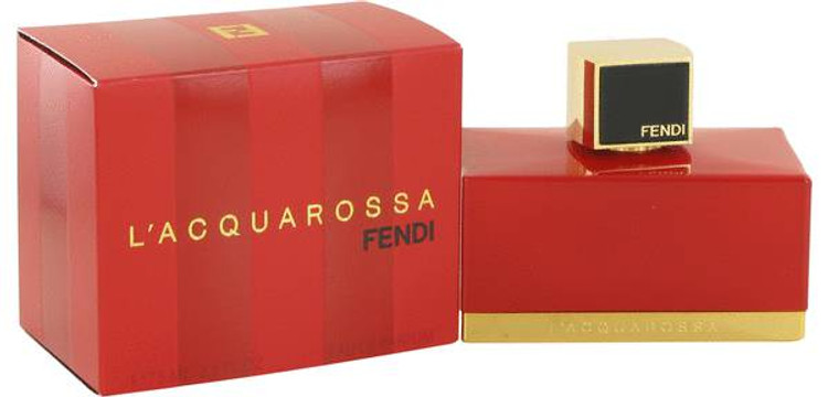 Fendi L'Acqurarossa by Fendi Edp For Women Sp 2.5 oz
