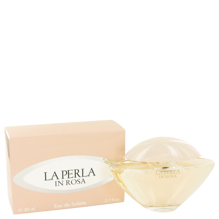La Perla In Rosa Edt Spray 2.7 oz