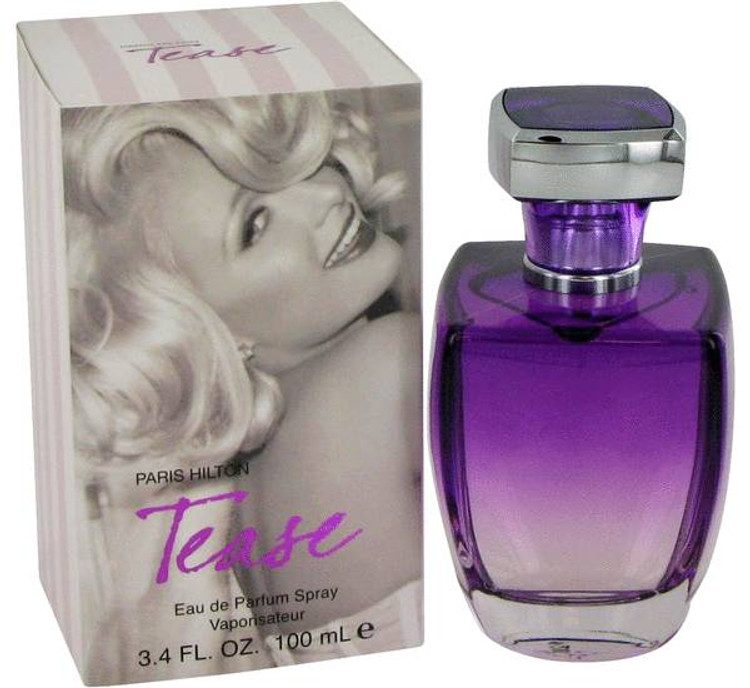 Paris Hilton Tease Fragrance by Paris Hilton for Women EDP Spray 1.0 oz