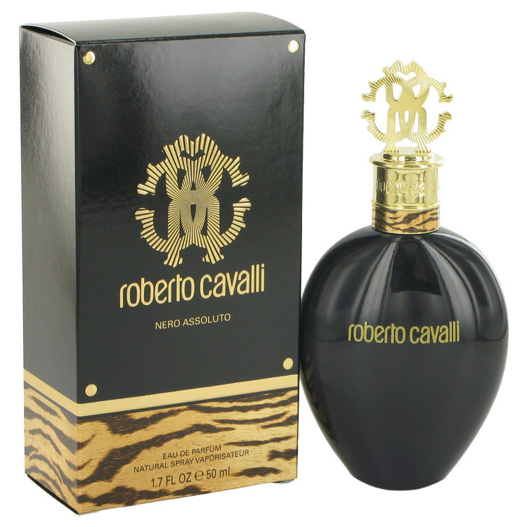 Nero Assoluto Fragrance by Roberto Cavalli Women EDP Spray 1.7 oz