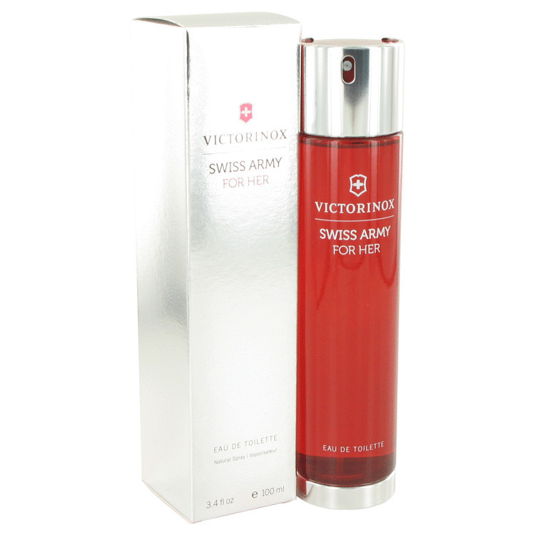 Swiss Army 3.4oz Edt SpFragrance for Women