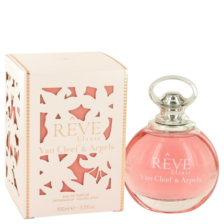 Van Cleef & R. Reve Elixir 3.3oz Edp Sp for Women