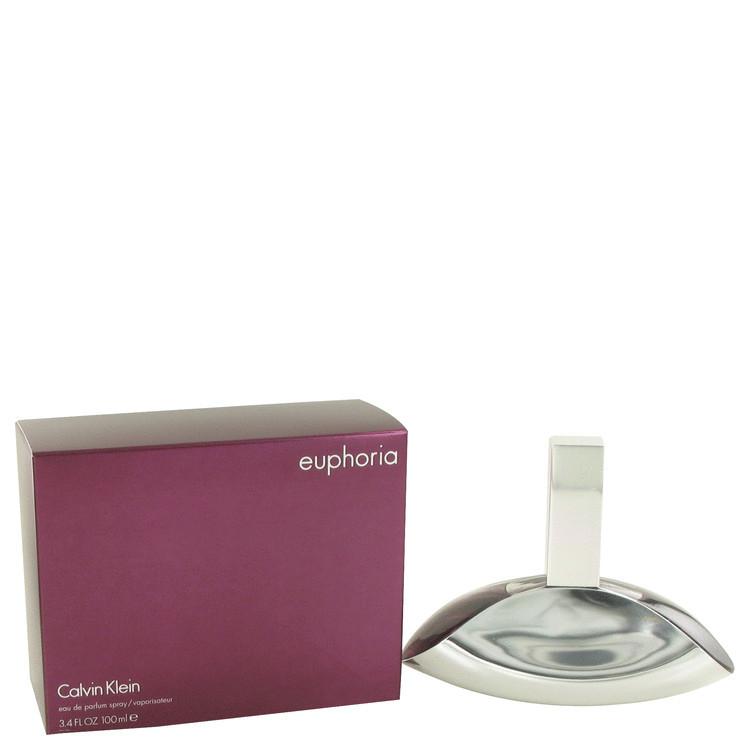 EUPHORIA FOR WOMEN by CALVIN KLEIN EDP SPRAY 1.7 oz