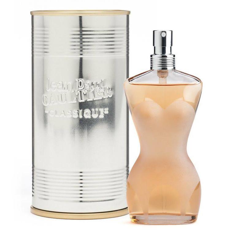 Jean Paul Gaultier Classique Women's Perfume Edt Spray 3.4 oz
