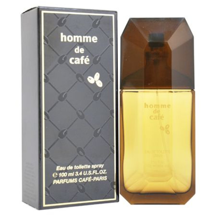 CAFE De HOMME by Cafe 3.4 oz EDT Men's Spray