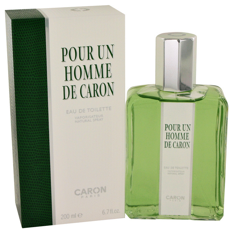 CARON POUR HOMME BY Caron EDT MEN SPRAY 6.7 OZ