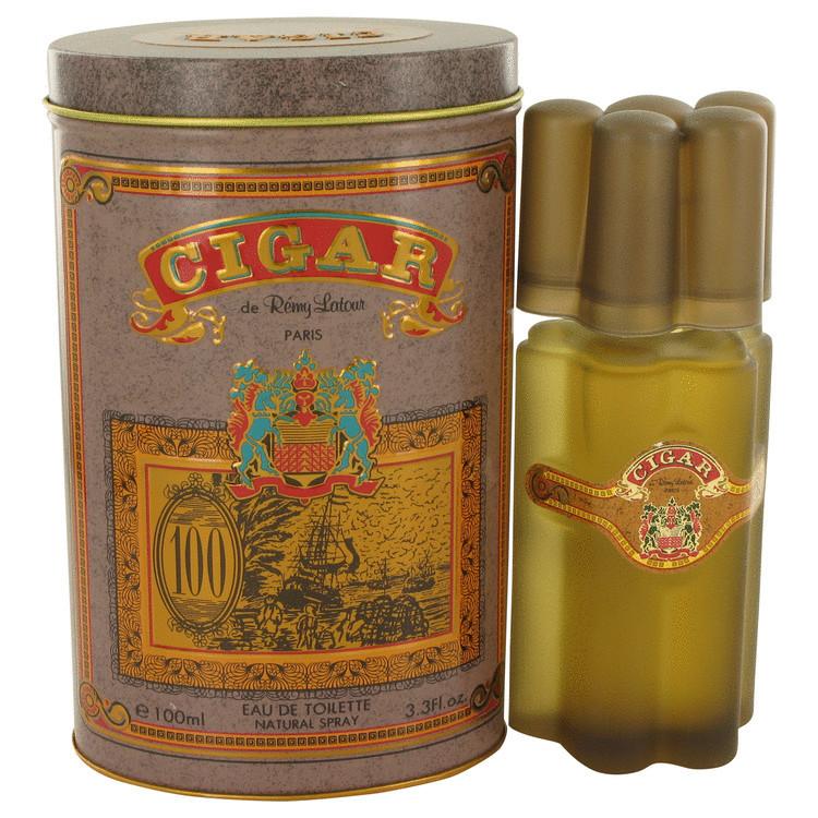 CIGAR by Remy Latour EDT Men Spray 3.4 oz