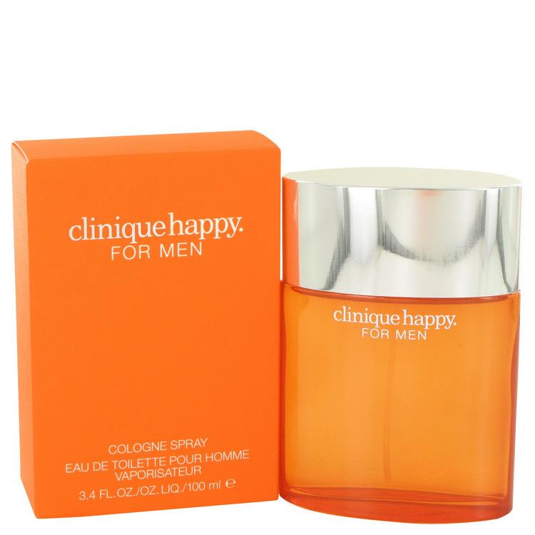 CLINIQUE HAPPY for Men ByClinique COLOGNE Spray 3.4 oz