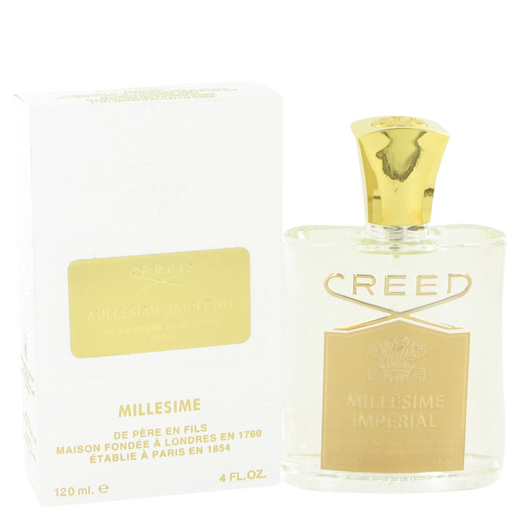 CREED MILLESIME IMPERIAL by CREED 4.0 oz for Men EDT Spray