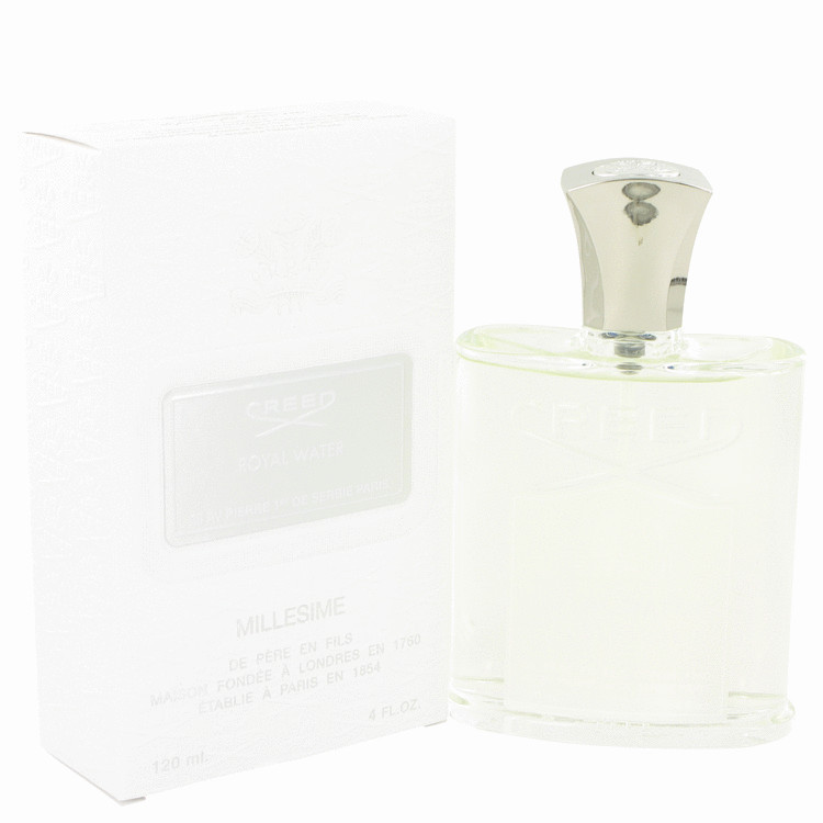 CREED ROYAL WATER by CREED 4 oz for Men EDT Spray