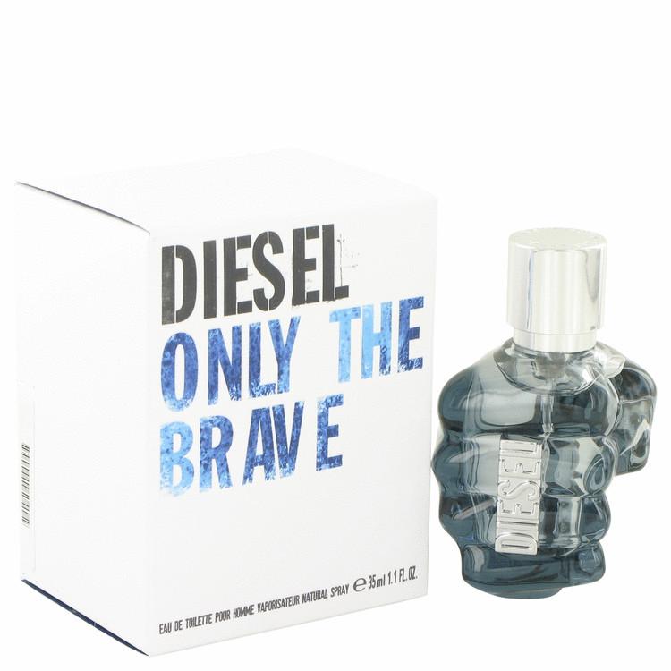 DIESEL ONLY THE BRAVE by Diesel 1.1oz EDT Men's Spray