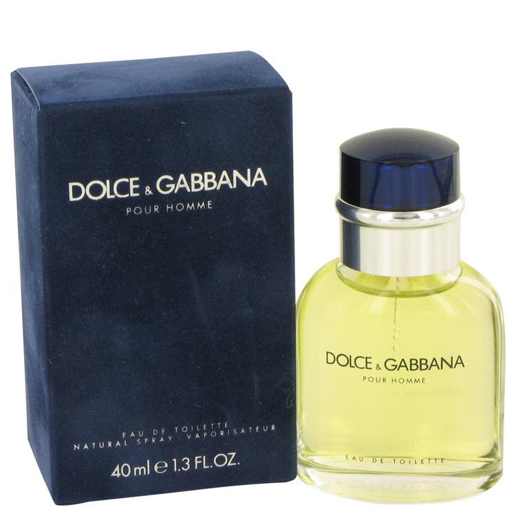 DOLCE GABBANA by Dolce & Gabbana 1.3 oz EDT Men's Spray