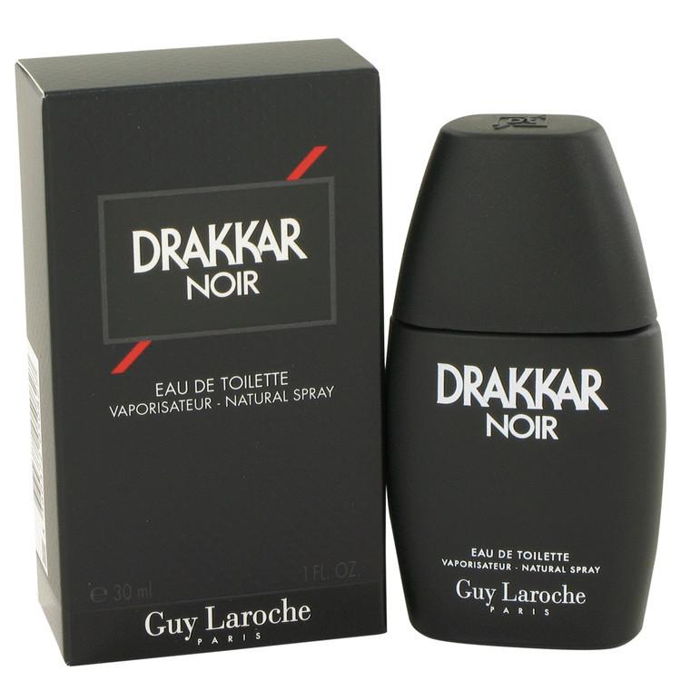 DRAKKAR NOIR by Guy Laroche 1 oz for Men EDT Spray