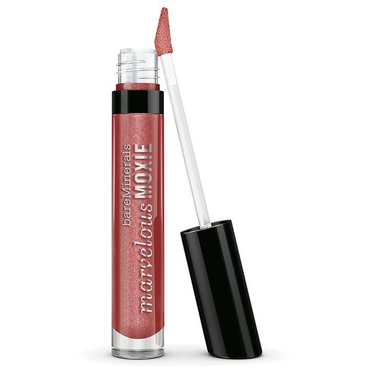 bareMinerals Marvelous Moxie Lipgloss Maverick 0.15 oz Rosewood