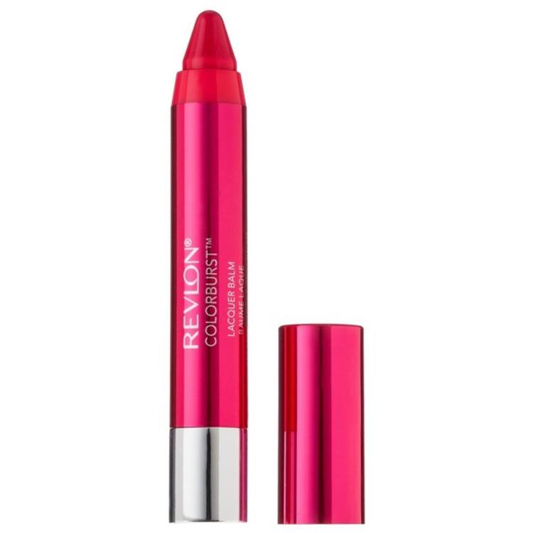 Revlon Colorburst Lacquer Lip Balm Vivacious 0.09 oz