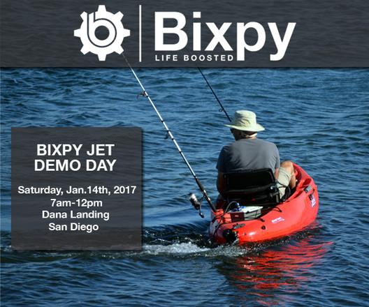 Bixpy Jet Demo Day